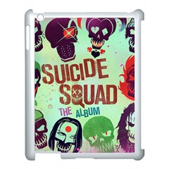 Panic! At The Disco Suicide Squad The Album Apple Ipad 3/4 Case (white) by Onesevenart