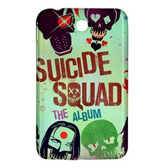 Panic! At The Disco Suicide Squad The Album Samsung Galaxy Tab 3 (7 ) P3200 Hardshell Case  by Onesevenart