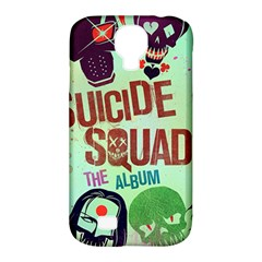 Panic! At The Disco Suicide Squad The Album Samsung Galaxy S4 Classic Hardshell Case (pc+silicone) by Onesevenart