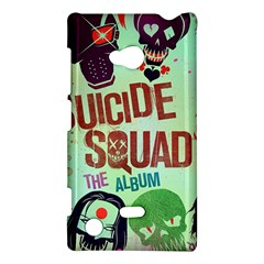 Panic! At The Disco Suicide Squad The Album Nokia Lumia 720 by Onesevenart