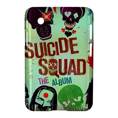 Panic! At The Disco Suicide Squad The Album Samsung Galaxy Tab 2 (7 ) P3100 Hardshell Case  by Onesevenart
