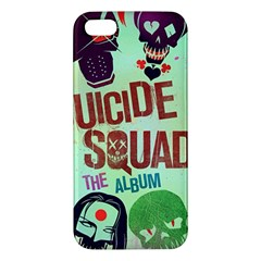 Panic! At The Disco Suicide Squad The Album Iphone 5s/ Se Premium Hardshell Case by Onesevenart