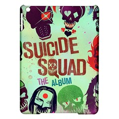 Panic! At The Disco Suicide Squad The Album Ipad Air Hardshell Cases by Onesevenart