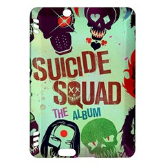 Panic! At The Disco Suicide Squad The Album Kindle Fire Hdx Hardshell Case by Onesevenart