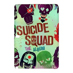 Panic! At The Disco Suicide Squad The Album Samsung Galaxy Tab Pro 12 2 Hardshell Case by Onesevenart