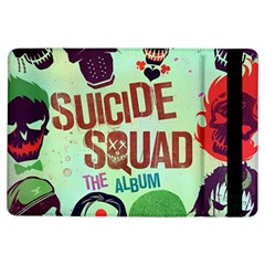 Panic! At The Disco Suicide Squad The Album Ipad Air Flip by Onesevenart