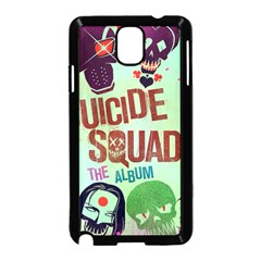 Panic! At The Disco Suicide Squad The Album Samsung Galaxy Note 3 Neo Hardshell Case (black) by Onesevenart