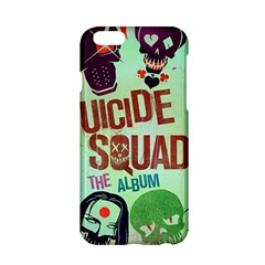 Panic! At The Disco Suicide Squad The Album Apple Iphone 6/6s Hardshell Case by Onesevenart