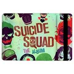 Panic! At The Disco Suicide Squad The Album Ipad Air 2 Flip by Onesevenart