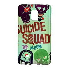 Panic! At The Disco Suicide Squad The Album Galaxy Note Edge by Onesevenart