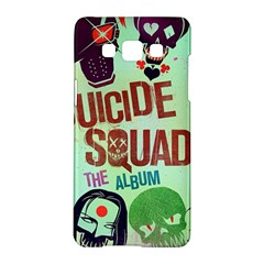 Panic! At The Disco Suicide Squad The Album Samsung Galaxy A5 Hardshell Case  by Onesevenart