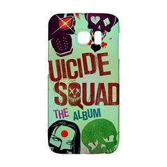 Panic! At The Disco Suicide Squad The Album Galaxy S6 Edge by Onesevenart