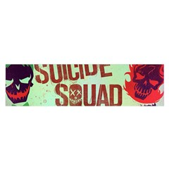 Panic! At The Disco Suicide Squad The Album Satin Scarf (oblong) by Onesevenart