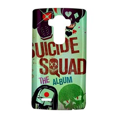 Panic! At The Disco Suicide Squad The Album Lg G4 Hardshell Case by Onesevenart