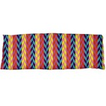 Colorful Chevron Retro Pattern Body Pillow Case (Dakimakura) Body Pillow Case