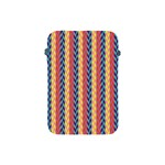 Colorful Chevron Retro Pattern Apple iPad Mini Protective Soft Cases Front