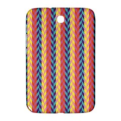Colorful Chevron Retro Pattern Samsung Galaxy Note 8 0 N5100 Hardshell Case