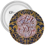 Panic! At The Disco 3  Buttons