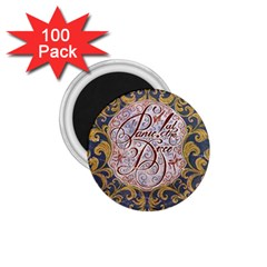Panic! At The Disco 1 75  Magnets (100 Pack)  by Onesevenart
