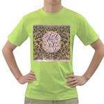 Panic! At The Disco Green T-Shirt