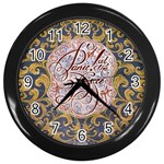 Panic! At The Disco Wall Clocks (Black)