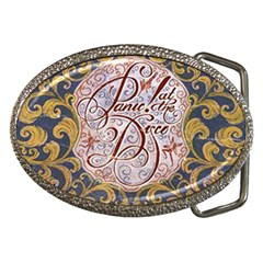 Panic! At The Disco Belt Buckles by Onesevenart