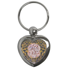 Panic! At The Disco Key Chains (heart)  by Onesevenart