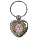Panic! At The Disco Key Chains (Heart)