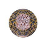 Panic! At The Disco Rubber Round Coaster (4 pack)