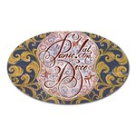 Panic! At The Disco Oval Magnet