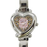 Panic! At The Disco Heart Italian Charm Watch