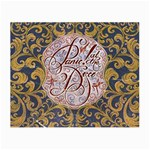 Panic! At The Disco Small Glasses Cloth (2-Side)