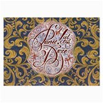 Panic! At The Disco Large Glasses Cloth (2-Side)