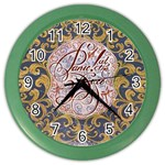 Panic! At The Disco Color Wall Clocks