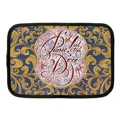 Panic! At The Disco Netbook Case (medium)  by Onesevenart
