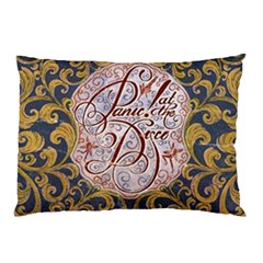 Panic! At The Disco Pillow Case by Onesevenart