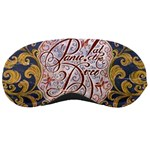 Panic! At The Disco Sleeping Masks