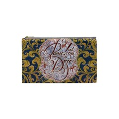Panic! At The Disco Cosmetic Bag (small)  by Onesevenart
