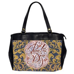 Panic! At The Disco Office Handbags (2 Sides)  by Onesevenart