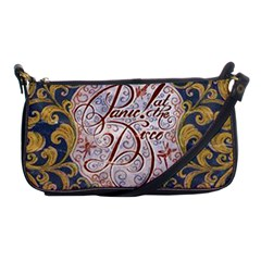 Panic! At The Disco Shoulder Clutch Bags by Onesevenart