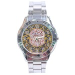 Panic! At The Disco Stainless Steel Analogue Watch