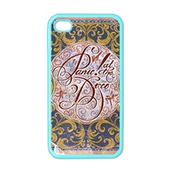Panic! At The Disco Apple Iphone 4 Case (color) by Onesevenart