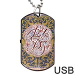 Panic! At The Disco Dog Tag USB Flash (Two Sides)