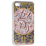 Panic! At The Disco Apple iPhone 4/4s Seamless Case (White)