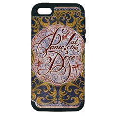 Panic! At The Disco Apple Iphone 5 Hardshell Case (pc+silicone) by Onesevenart