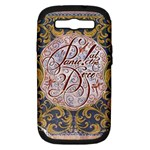 Panic! At The Disco Samsung Galaxy S III Hardshell Case (PC+Silicone)
