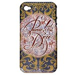 Panic! At The Disco Apple iPhone 4/4S Hardshell Case (PC+Silicone)