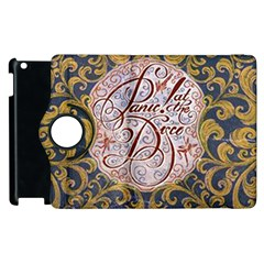 Panic! At The Disco Apple Ipad 2 Flip 360 Case by Onesevenart
