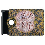 Panic! At The Disco Apple iPad 3/4 Flip 360 Case