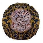 Panic! At The Disco Large 18  Premium Round Cushions